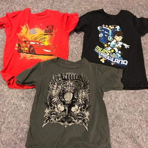 6f26ffcbb Disney Store and Circo Shirts & Tops   Boys Lot Of 3 Graphic Tshirts ...
